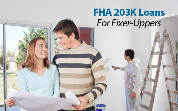 how to get a loan for a fixer upper