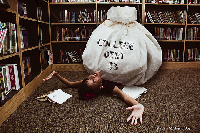 – Nearly 5 Million Americans in Default on Student Loans