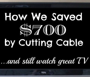 Cut Cable