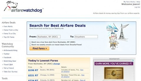 Hacks for cheaper airfare