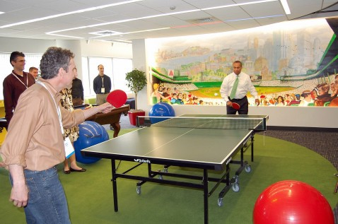 Productivity Ping Pong