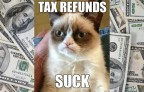 Why Getting a Tax Refund Sucks