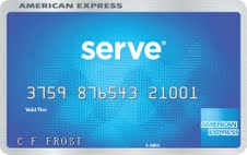 amex-serve-credit-card-bad-credit