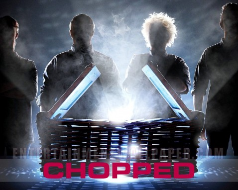 Chopped-dramatically