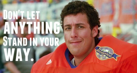 Adam Sandler Waterboy
