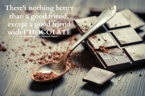Chocolate-Quote