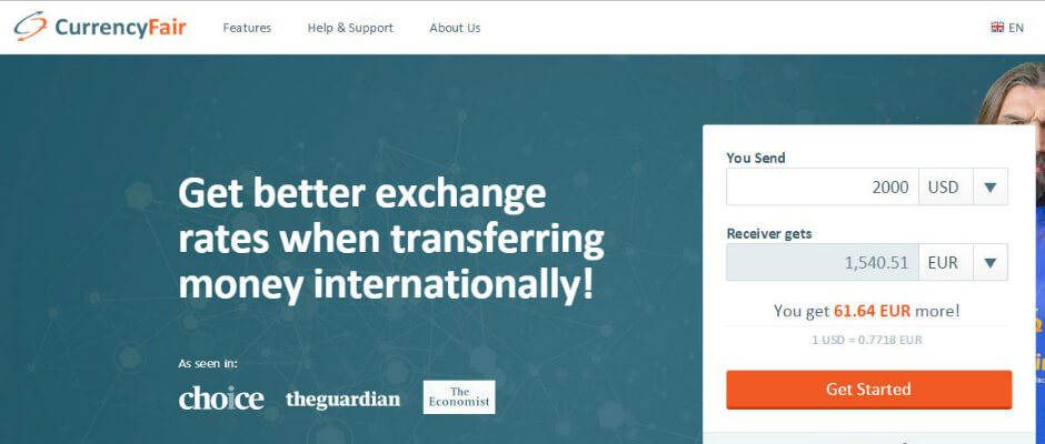 CurrencyFair Review: A Better Way to Transfer Funds Internationally