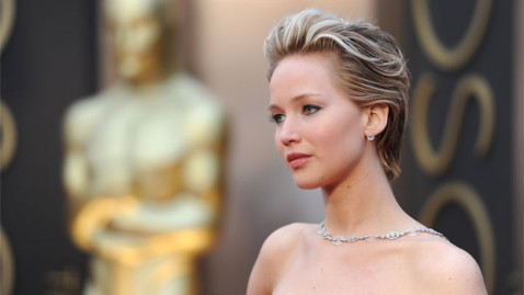 Jennifer Lawrence Security Breach
