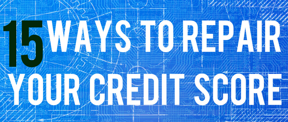Repair Credit Score Title