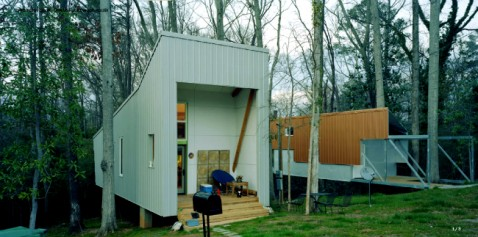 Rural Studio Tiny Home