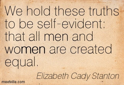 Women Equality Quote