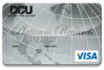 DCU Visa Platinum® Secured Credit Card