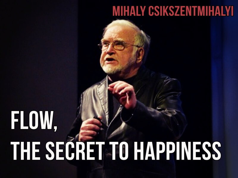 TED_Mihaly Csikszentmihalyi