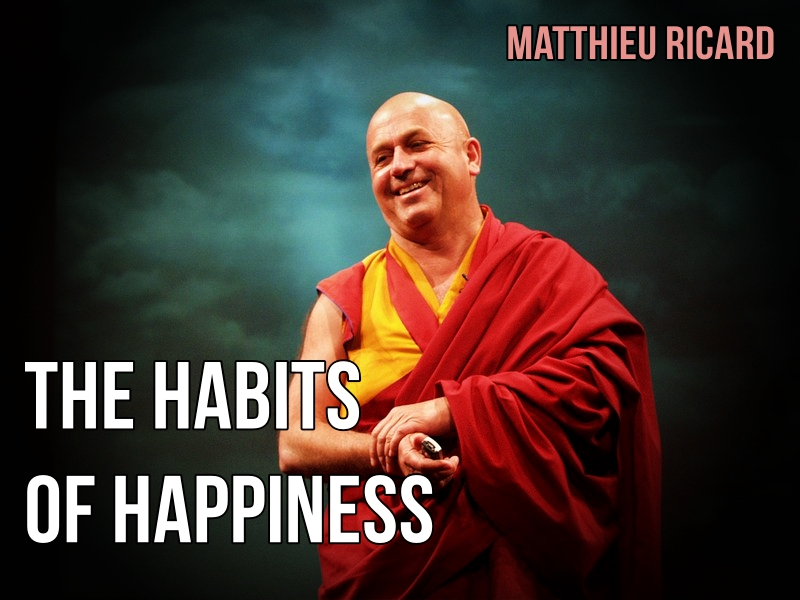 TED_Talks_The habits of happiness