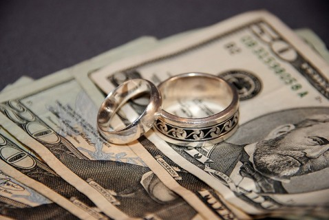Wedding Money