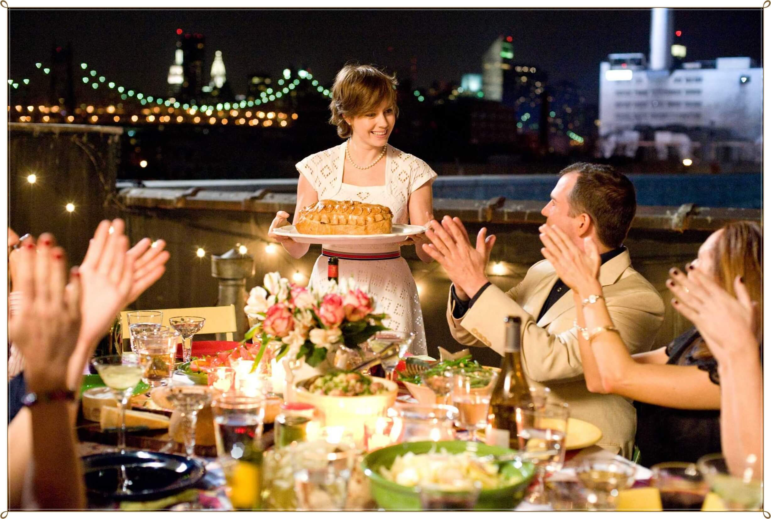 Hosting A Dinner Party Prepossessing Of Birthday Dinner Parties Image