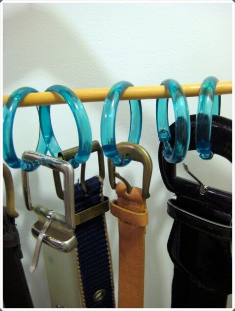shower curtain rings