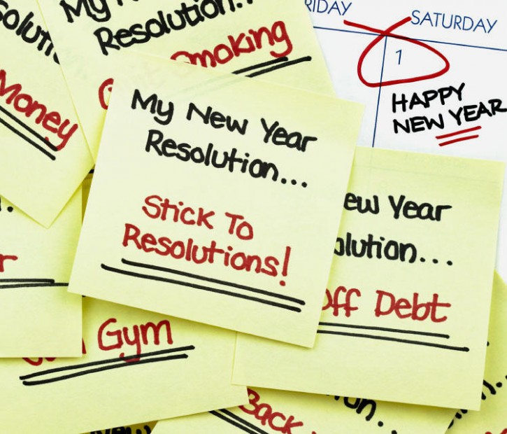 15 Weird, Wacky And Wild New Year's Resolutions Made By Celebrities